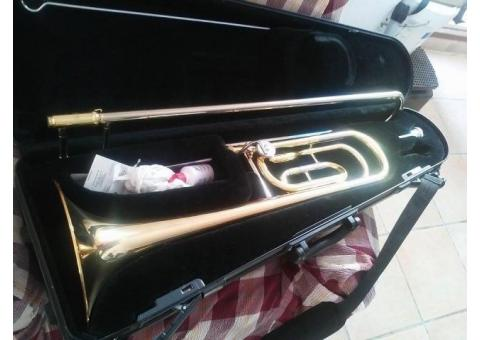 Trombón Yamaha YSL 356 G