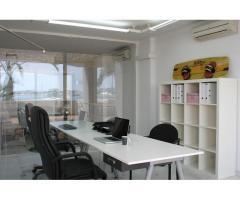 Alquiler de oficinas y espacios de trabajo
